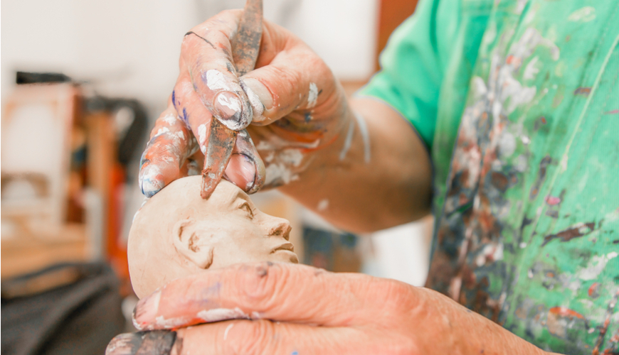 certification in free standing and relief sculpture
