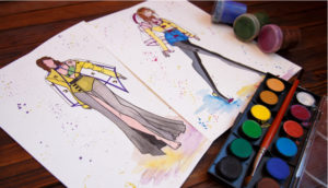 18 Months Diploma in Fashion Designing