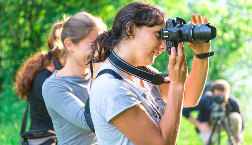 certification in outdoor photography